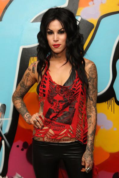 Vampira Tattoo Kat Von D – Style Ic...
